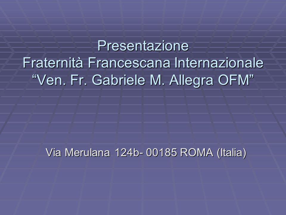 Via Merulana 124b- 00185 ROMA (Italia)