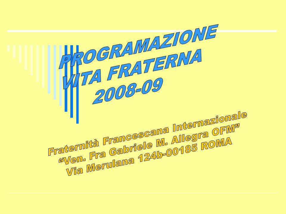 Fraternità Francescana Internazionale