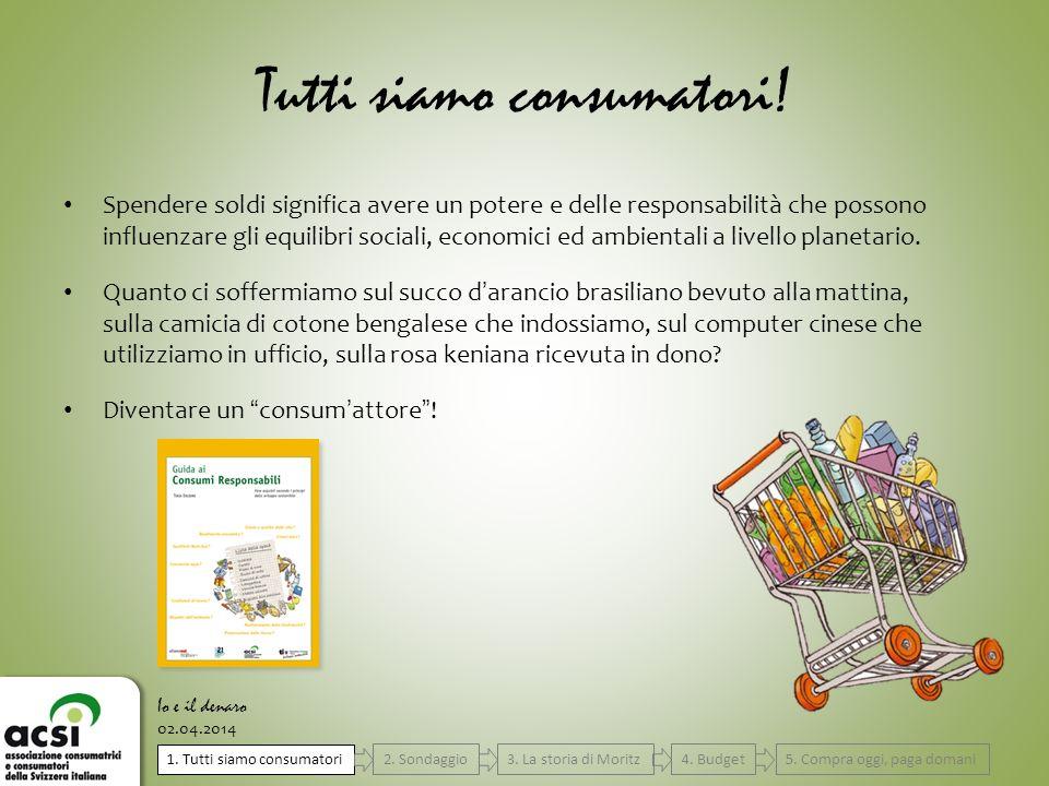 Tutti siamo consumatori!