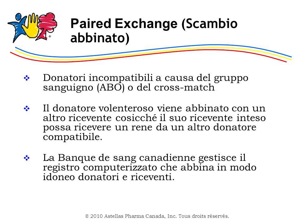 Paired Exchange (Scambio abbinato)