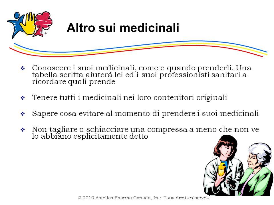 Altro sui medicinali