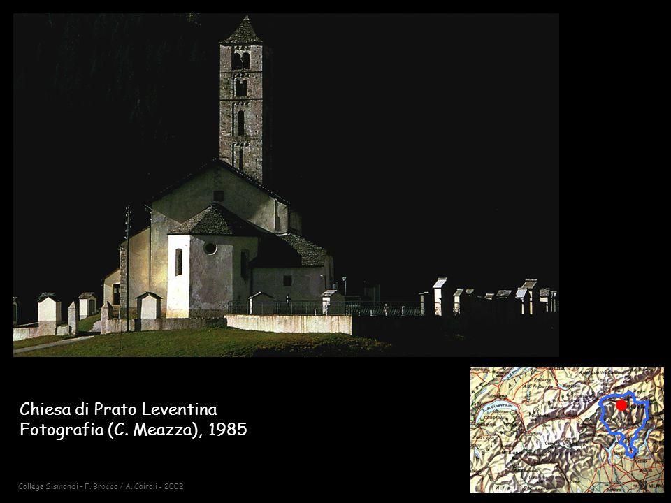 Chiesa di Prato Leventina