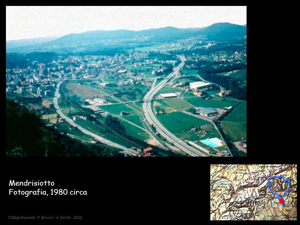 Mendrisiotto Fotografia, 1980 circa