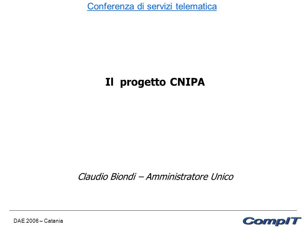 Claudio Biondi – Amministratore Unico