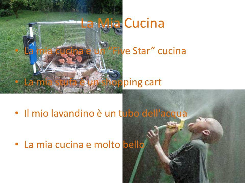 La Mia Cucina La mia cucina e un Five Star cucina