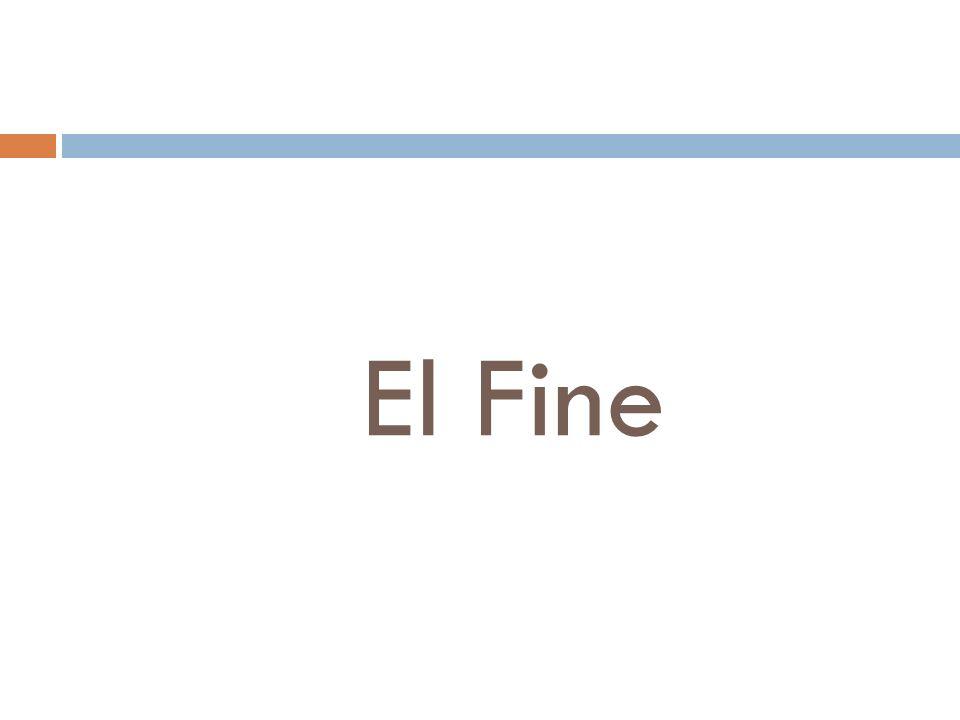El Fine