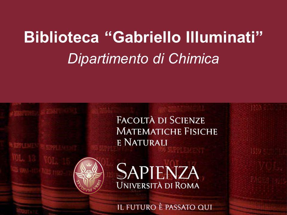 Biblioteca Gabriello Illuminati