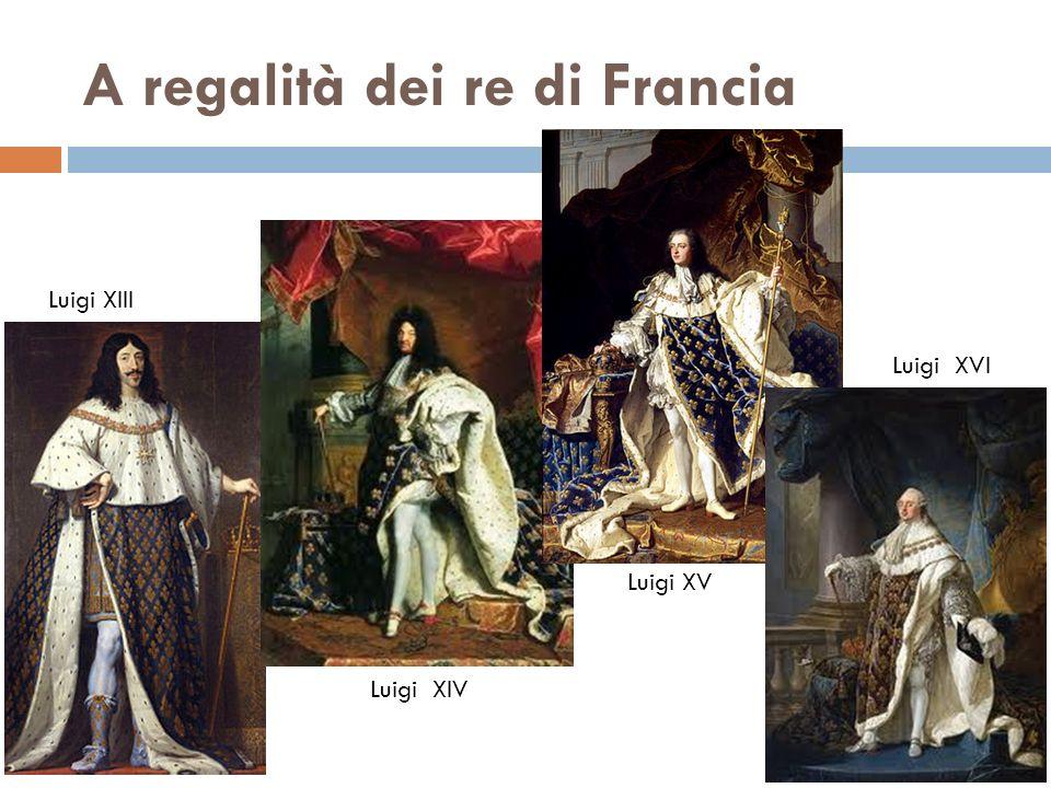 A regalità dei re di Francia