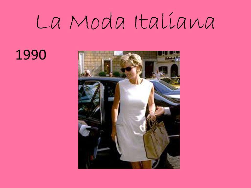 La Moda Italiana 1990