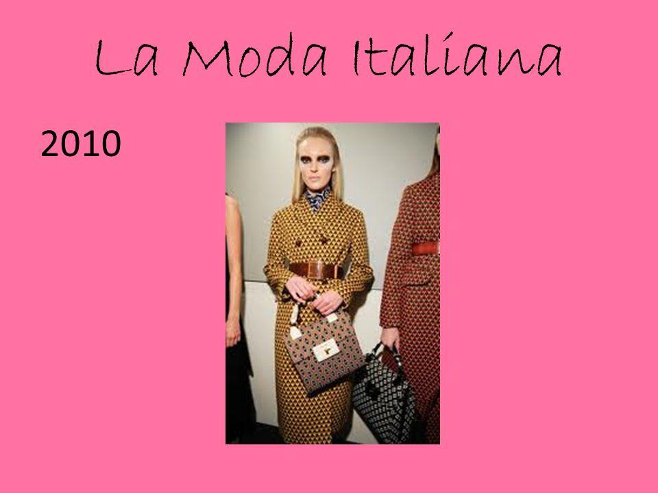 La Moda Italiana 2010