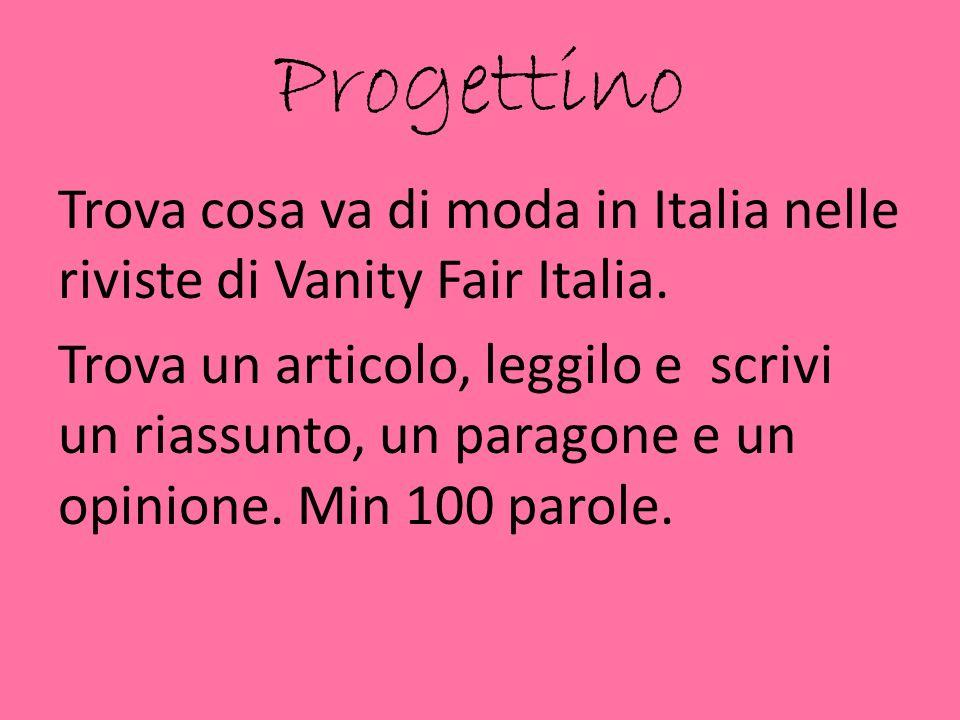 Progettino