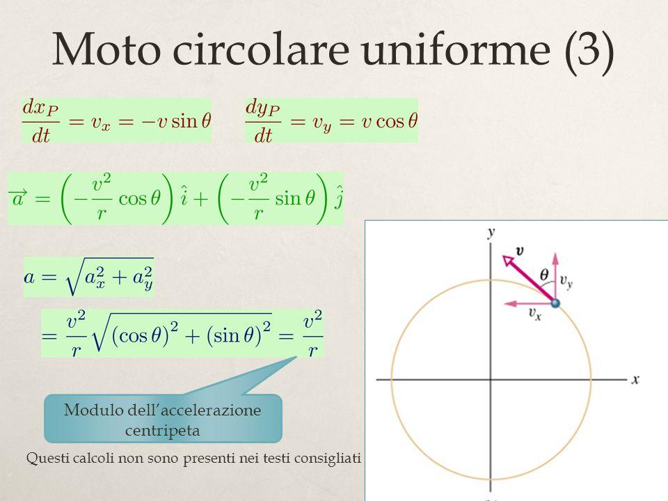 Moto circolare uniforme (3)