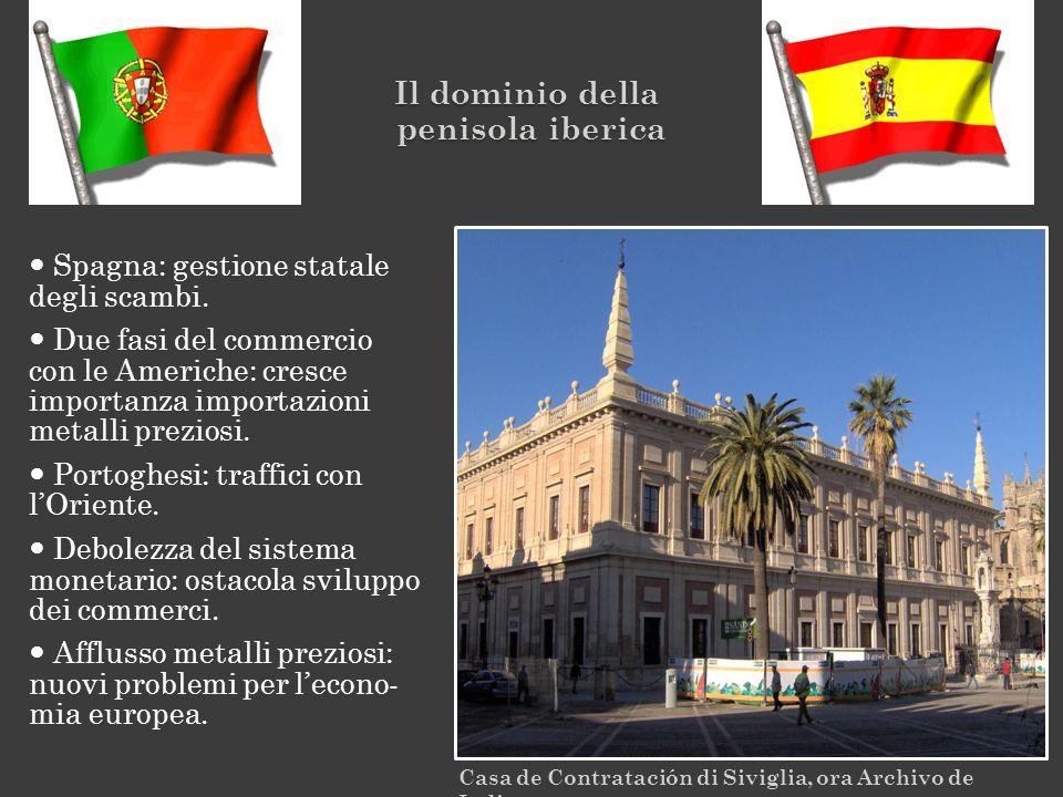 Il dominio della penisola iberica