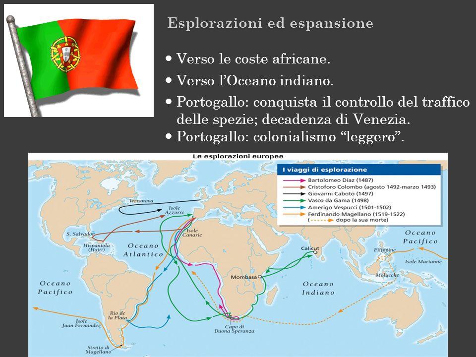 Esplorazioni ed espansione