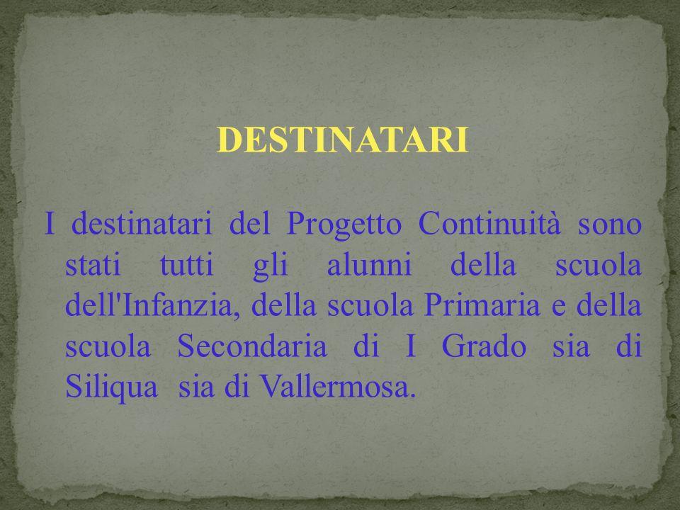 DESTINATARI