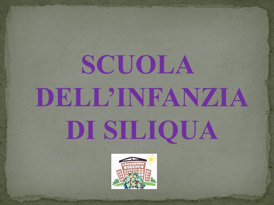 SCUOLA DELL'INFANZIA DI SILIQUA
