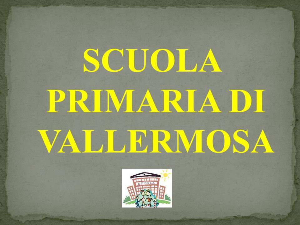 SCUOLA PRIMARIA DI VALLERMOSA