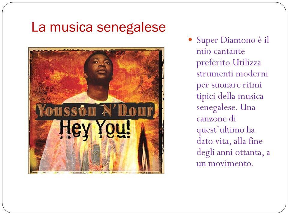 La musica senegalese