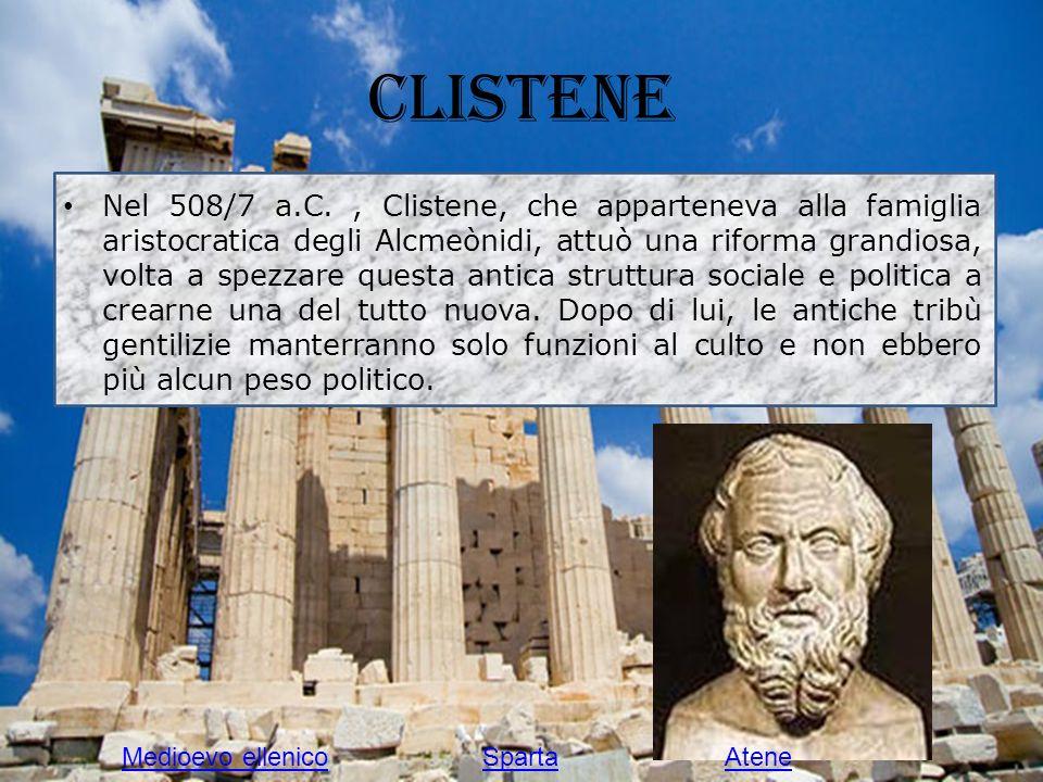 Clistene