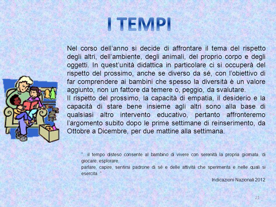 I TEMPI