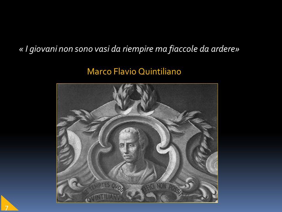 Marco Flavio Quintiliano