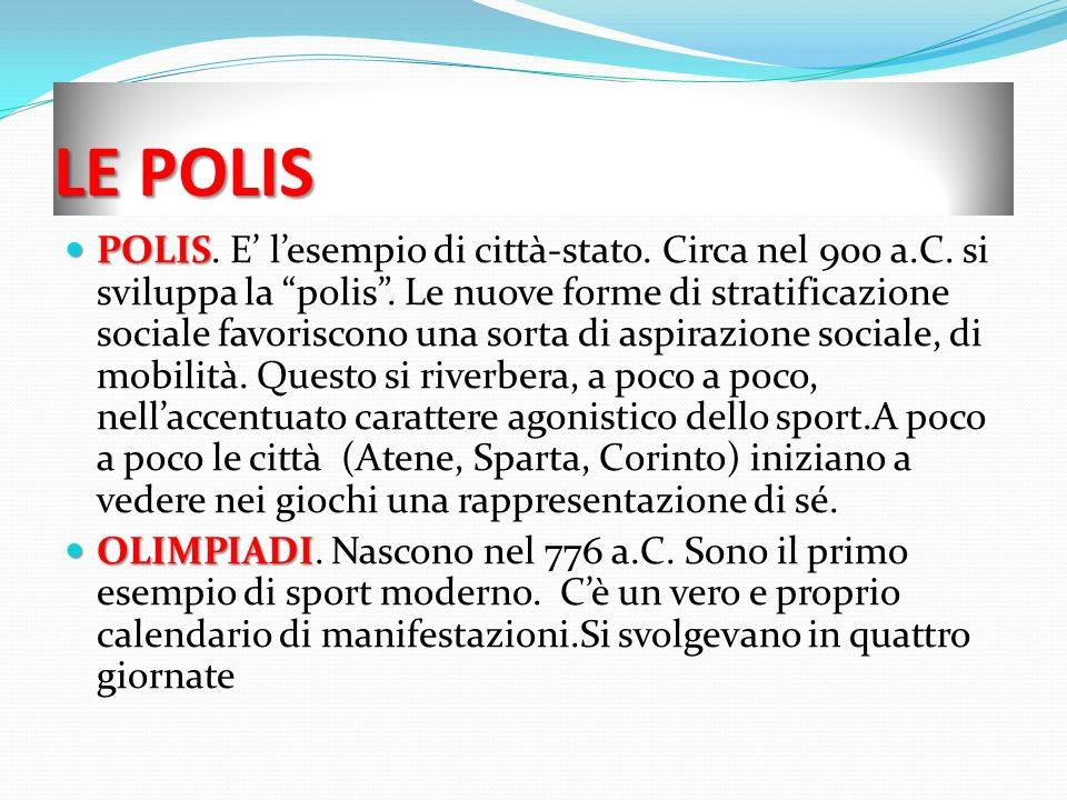 LE POLIS
