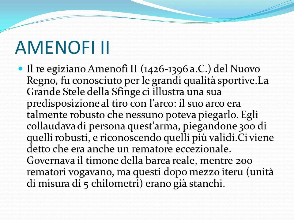 AMENOFI II