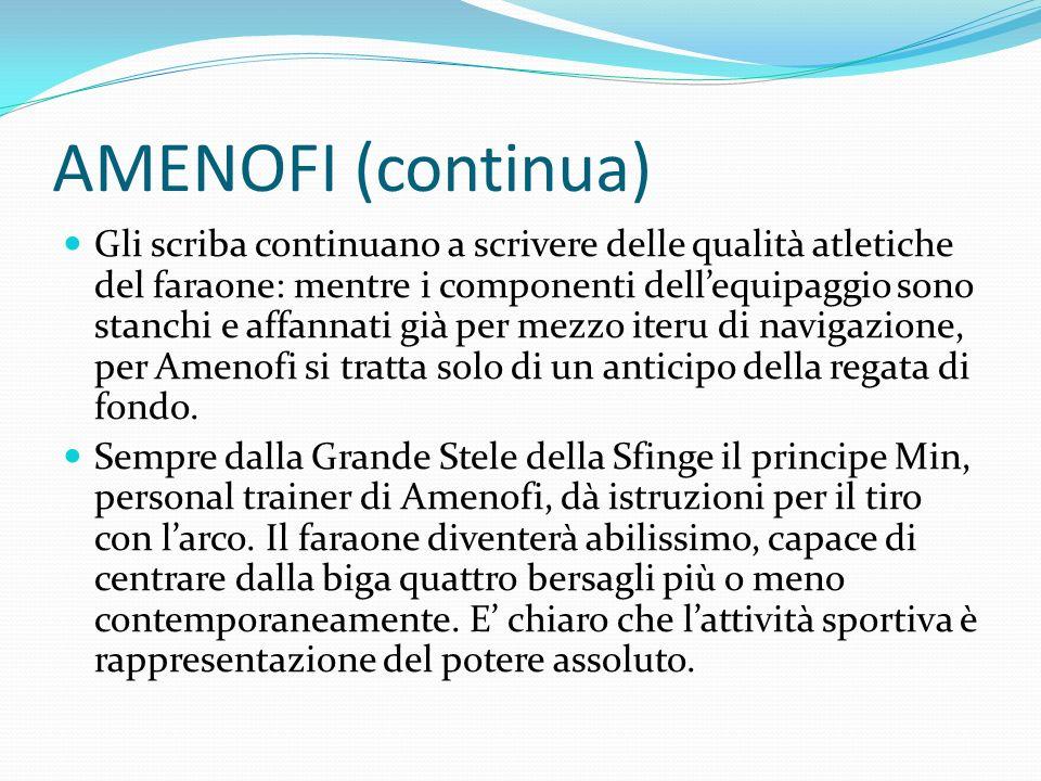 AMENOFI (continua)
