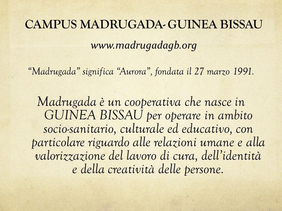 CAMPUS MADRUGADA- GUINEA BISSAU