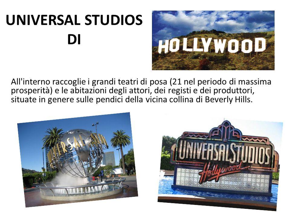 UNIVERSAL STUDIOS DI