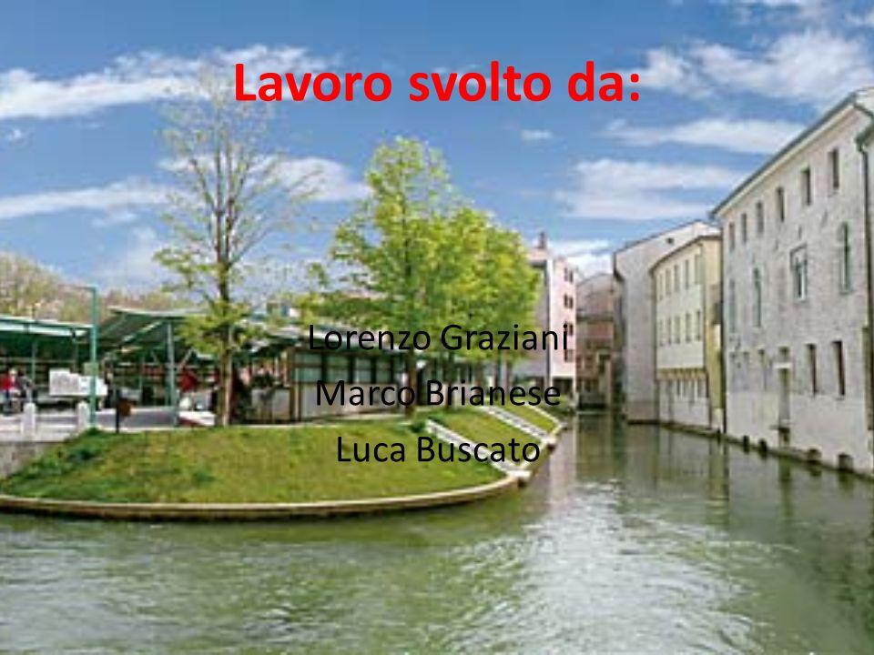 Lorenzo Graziani Marco Brianese Luca Buscato