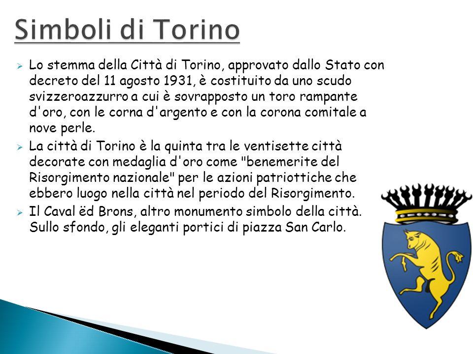 Simboli di Torino