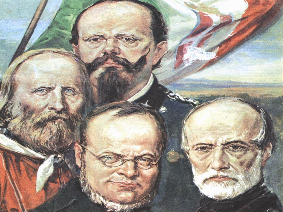 Gli eroi del Risorgimento
