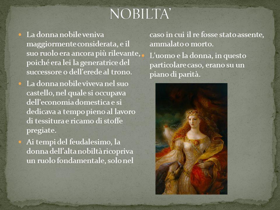 NOBILTA'
