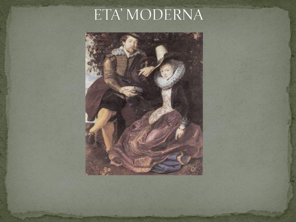 ETA' MODERNA