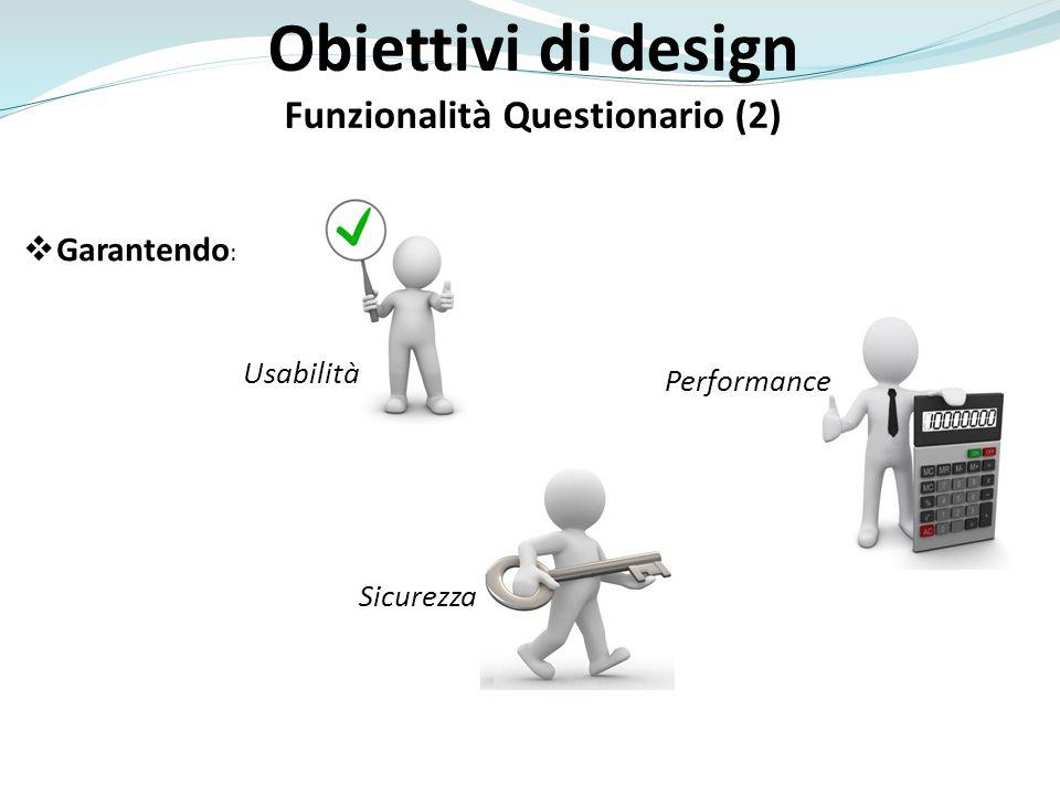 Funzionalità Questionario (2)