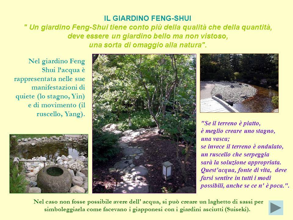 IL GIARDINO FENG-SHUI