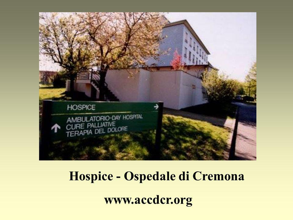 Hospice - Ospedale di Cremona