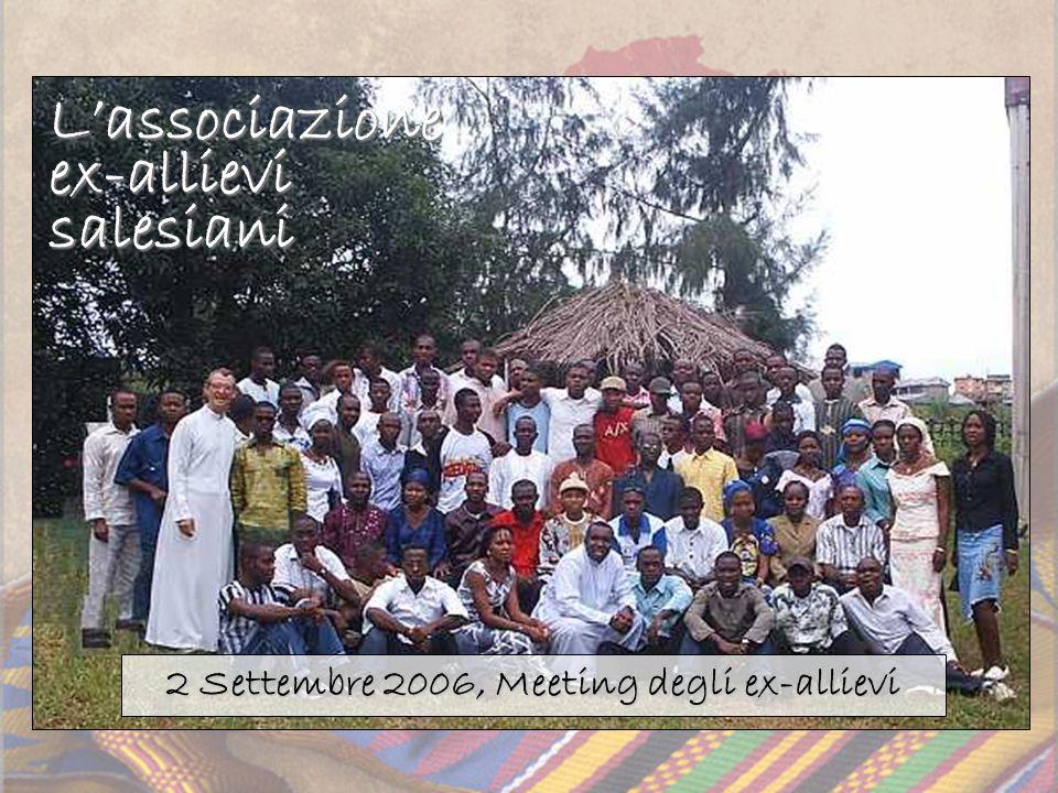 2 Settembre 2006, Meeting degli ex-allievi