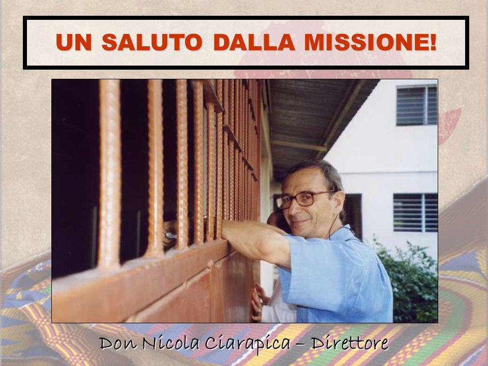 Don Nicola Ciarapica – Direttore