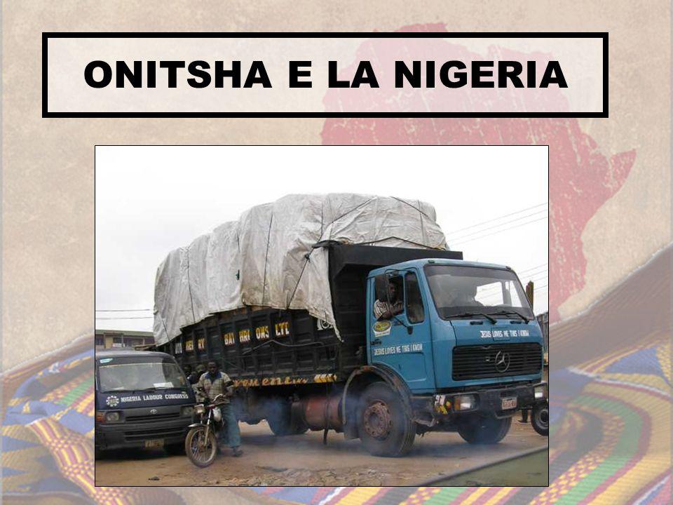 ONITSHA E LA NIGERIA