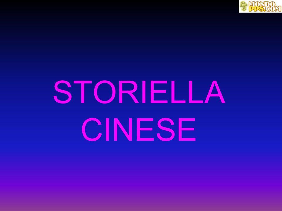 STORIELLA CINESE