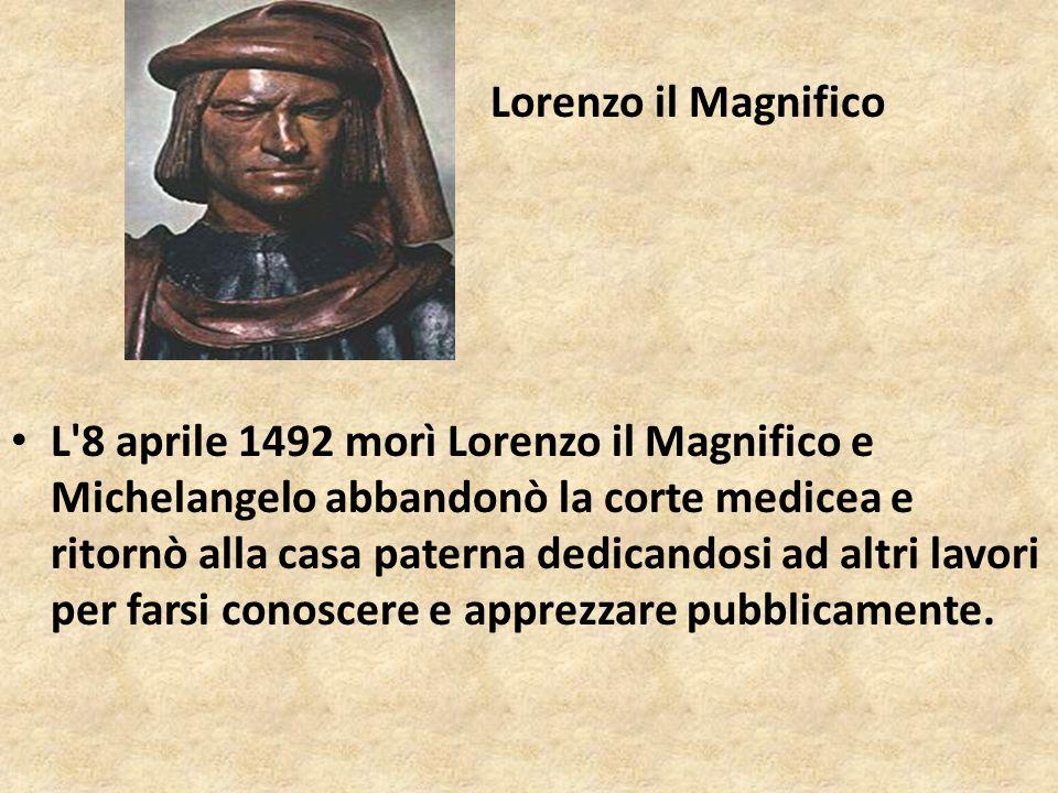 Lorenzo il Magnifico Lorenzo il Magnifico