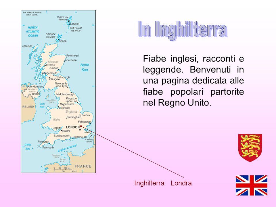 In InghilterraFiabe inglesi, racconti e leggende. Benvenuti in una pagina dedicata alle fiabe popolari partorite nel Regno Unito.