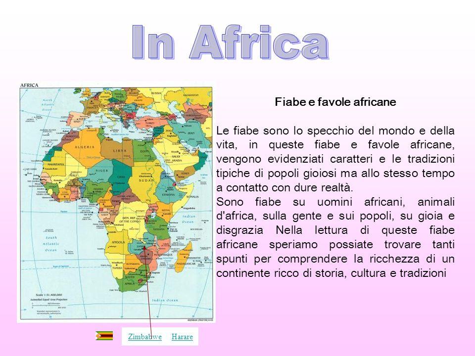 Fiabe e favole africane