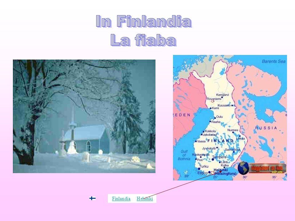 In Finlandia La fiaba Finlandia Helsinki