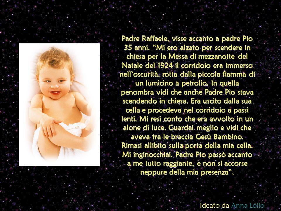 Padre Raffaele, visse accanto a padre Pio 35 anni