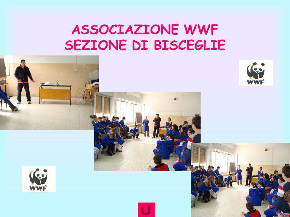 ASSOCIAZIONE WWF SEZIONE DI BISCEGLIE