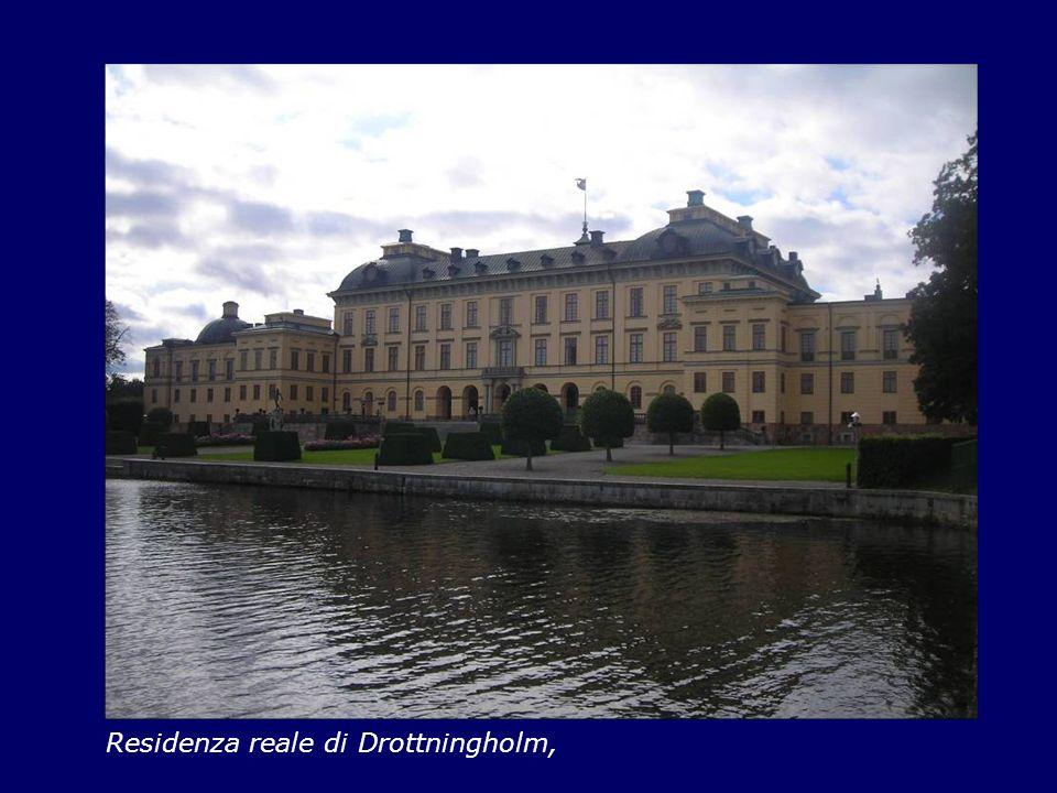 Residenza reale di Drottningholm,