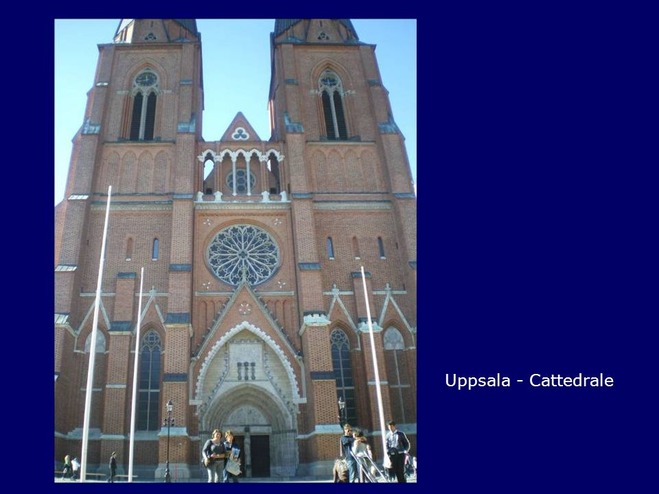Uppsala - Cattedrale